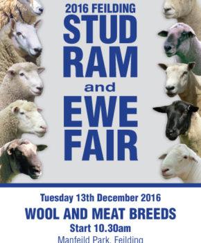 2016 Stud Ram and Ewe Fair