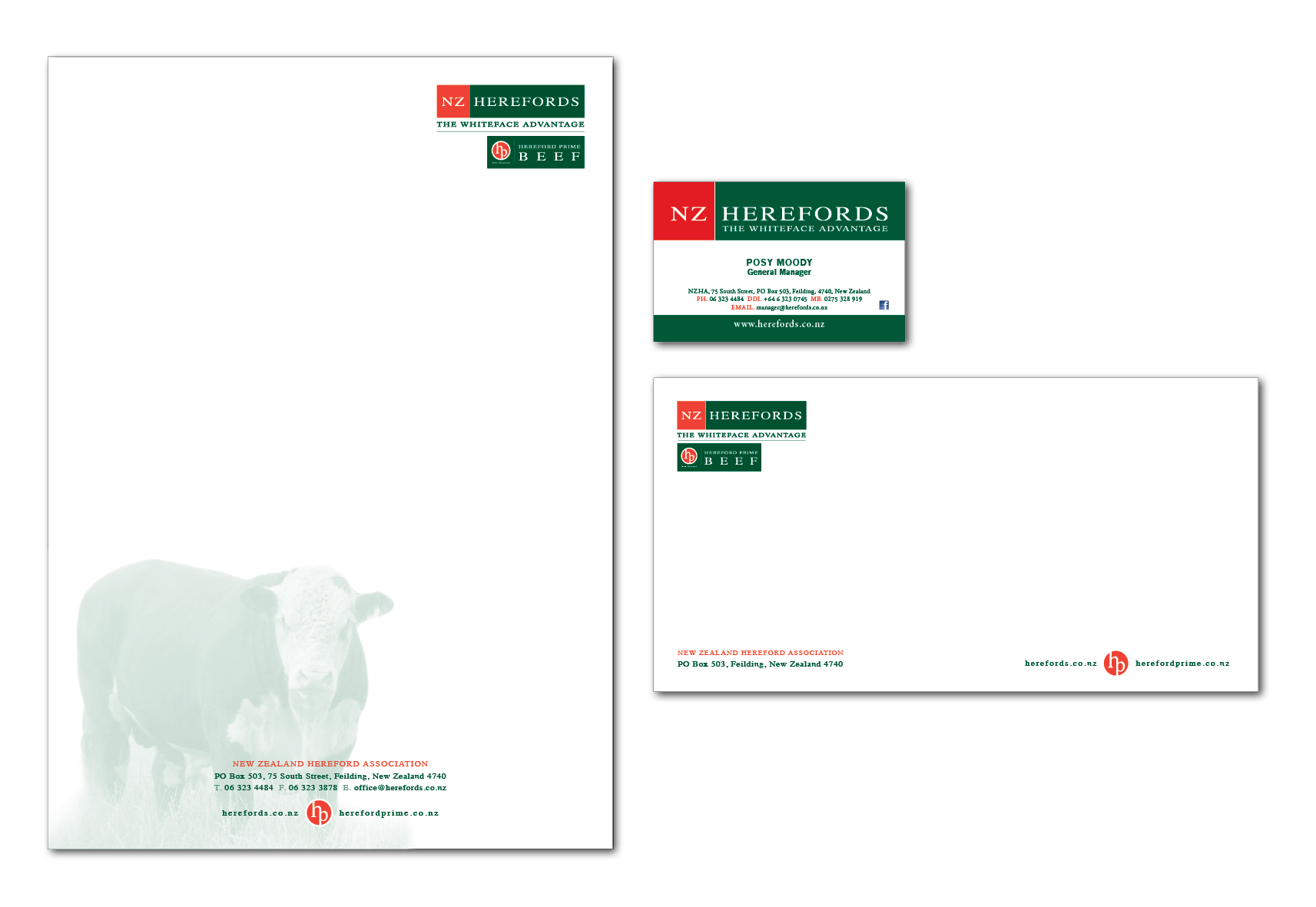 Letterheads - Envelopes